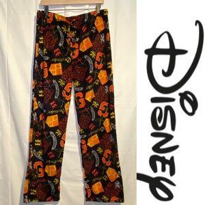 Disney Harry Potter Boy's Youth XL Fleece Pants PJ
